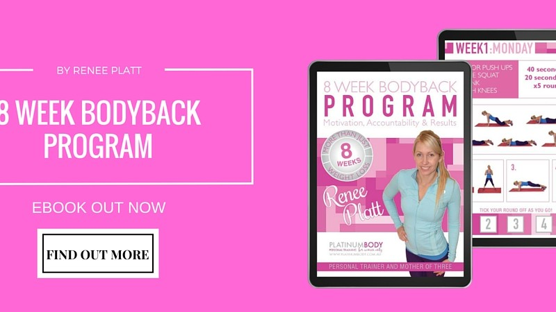 8 Week Bodyback Program