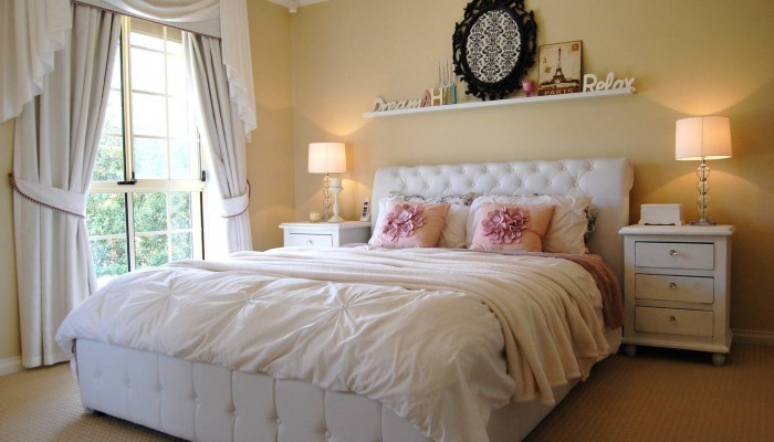 Five Easy Ways To Have A Beautiful Bedroom