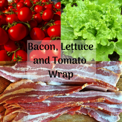 BLT SUMMER WRAPS